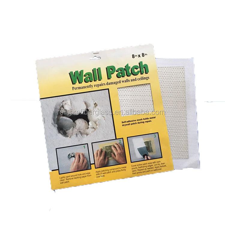 Drywall repair kits with 4x4 6x6 8x8 inch