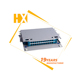 12/96 core rack mount odf Fiber Optic rj45 Patch Panel 96 port 1 U 19'' ODF with LC pigtail Connectors MPO patch cord