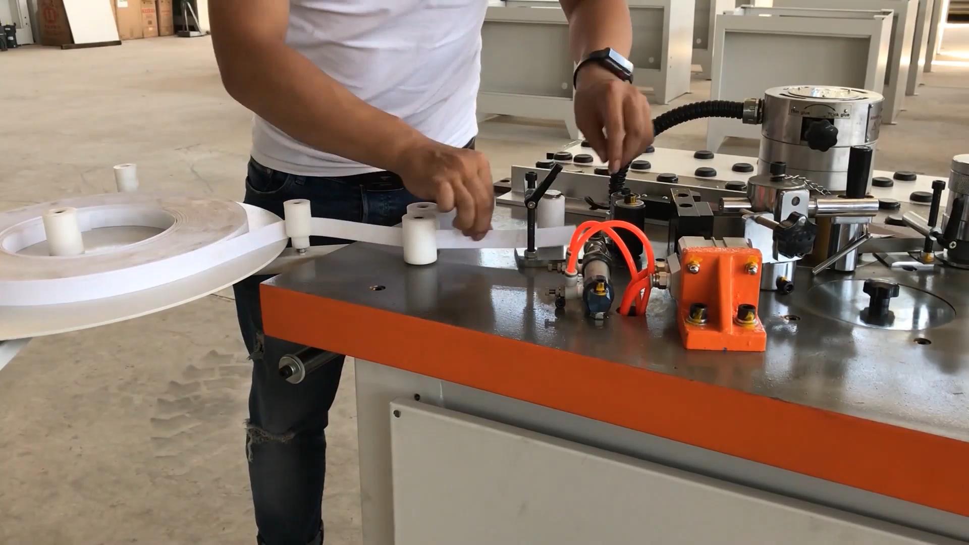 ZICAR MF515A High-quality  Edge Banding Machine