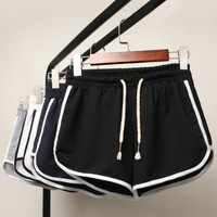 Casual Cotton White Custom Wear Yogo Women Sexy Sport Shorts