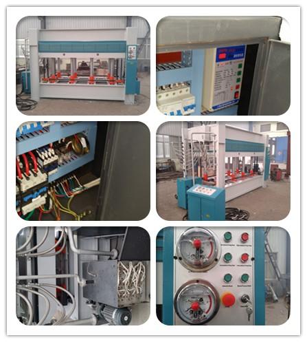 Hot Persmachine Houten Meubelen Making Machine Hydraulische Pers