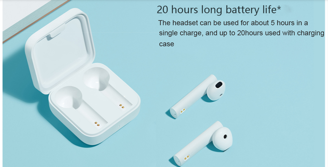 Xiaomi Air2 SE Wireless Bluetooth Earphone TWS AirDots Pro 2SE SBC/AAC Mi True Earbuds Low Lag 20h Long Standby With Bo