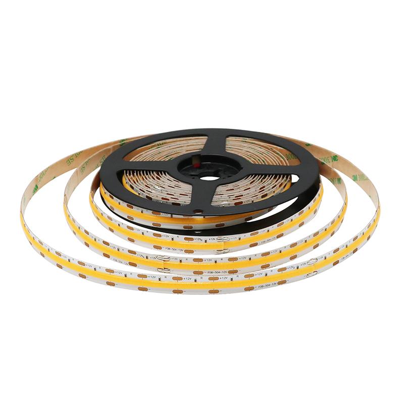 12V 24V High Lumen Flexible led strip lights price, floor light led strip lighting