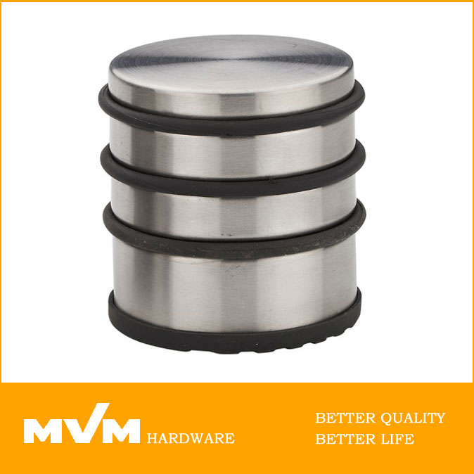 OEM MVM Hot door stopper Stainless steel with Rubber Rings supplier