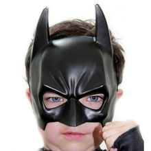 Batman Halloween Party Schwarz Maskerade Maske