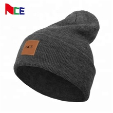 Custom Acryl Knit Beanie Hat Mens Plain Schedel <span class=keywords><strong>Winter</strong></span> Beanie Hoed Custom Logo, Gorros De Invierno <span class=keywords><strong>Winter</strong></span> Cap Mutsen