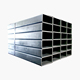 Factory Price square hollow section 10x10 100x100 steel tube supplier metal pipe