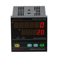 Chinese Factory Digital Tally Led Electrical Pulse Meter Counter