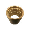 OEM sinter bronze bushing flanged Brass bear bushing self lubricating brass bushing lubrication