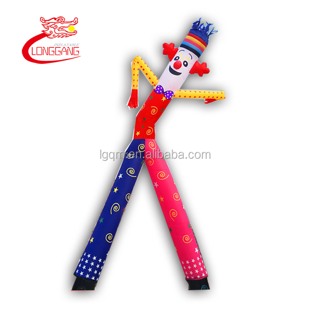 Welcome sky dancer inflatable air dancer, inflatable waving tube man, inflatable dancing balloon for sales