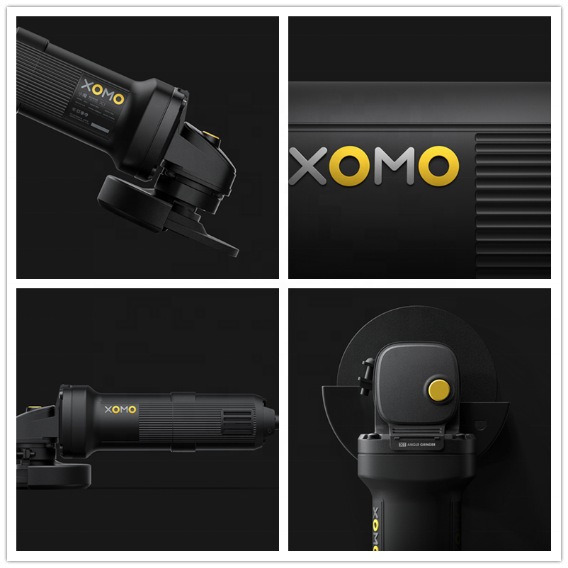 XOMO X1 September Promotional Angle Grinder