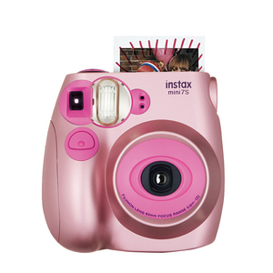 Professional special instax camera cute size Fujifilm instax mini 7s camera with auto-flashing