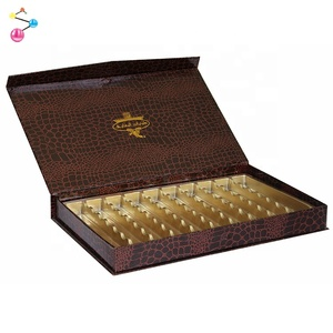 2020 Hot Sale Hand Made Chocolate Gift Boxes with Partition plate