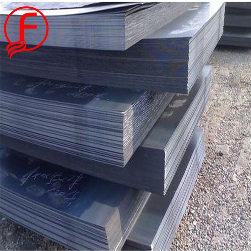 Factory black hot rolled thin iron sheet!steel plate 1 inch thick