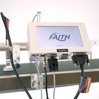 Faith date inkjet printer coding machines name and sit ink jet coder cleaning solution