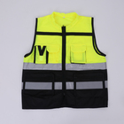 Custom Logo Cheap Reflective Safety Clothing Reflective Material Fashion Clothing