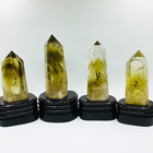 Wholesale Natural Citrine Quartz Healing Crystal Points