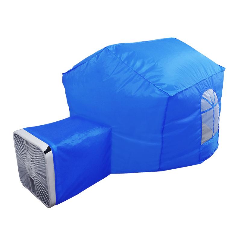 2020 جديدة أصيلة Teepee ملعب الأطفال مروحة بناء نفخ الاطفال ضربة للطي قلعة بلا قعر اللعب البيت خيمة