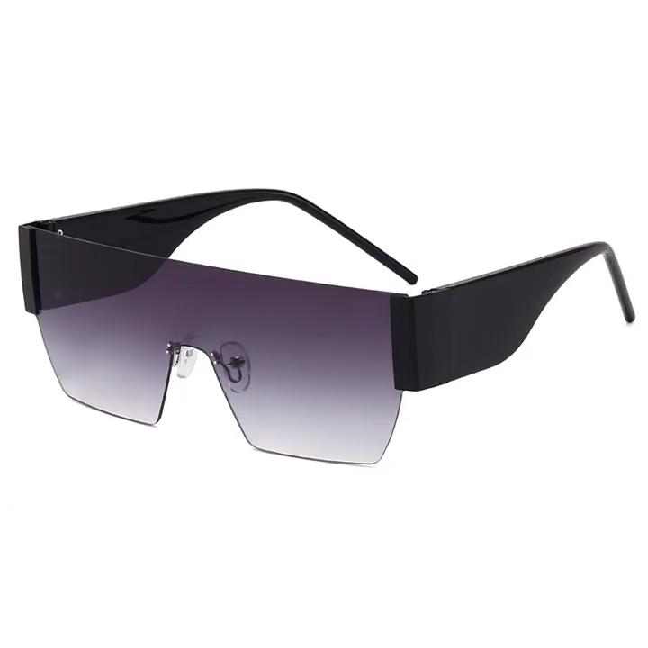 Feiyouขนาดใหญ่ 2020 แว่นตากันแดดผู้หญิงRetro Vintageแว่นตากันแดดแว่นตาRimless 2020 Designerแว่นตากันแดดผู้หญิงผู้ขาย