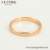 16203 Xuping hot selling simple open jewelry 18k gold plated ring for woman