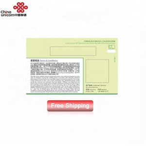 Hong Kong 4 day travel free shipping unlimited data 4g sims cards