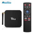 Android 9.0 TV Box TX6 4GB 64GB 5.8G Wifi Allwinner H6 USD3.0 BT4.2 4K Google Player Youtube Tanix Set Top Box TX6