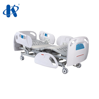 KY418D-59 Five-function go up and down Lifting adjustable tilt Beds medical adjustable multifunctional electric bed