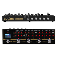 CUVAVE CUBE SUGAR Guitar Effect Multi Effect Processor Pedal with 7 Effects 52 Cab Models
