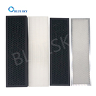 Activated Carbon Pleated Panel HEPA Filters Replacement 5 Stages Air Purifier Filter Element