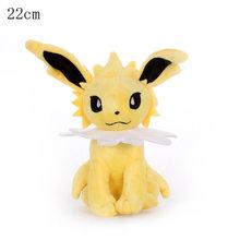 Takara Tomy Pokemon Pikachu Eevee плюшевые игрушки Jigglypuff Charmander Gengar Bulbasaur плюшевые игрушки для детей(Китай)