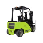 Zoomlion Electric Forklift truck FB50 5.0T battery fork lift 3 meters mast
