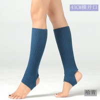 TL00014 Colorful wool set of legs Knitting socks heap leg warmers boots set foot set
