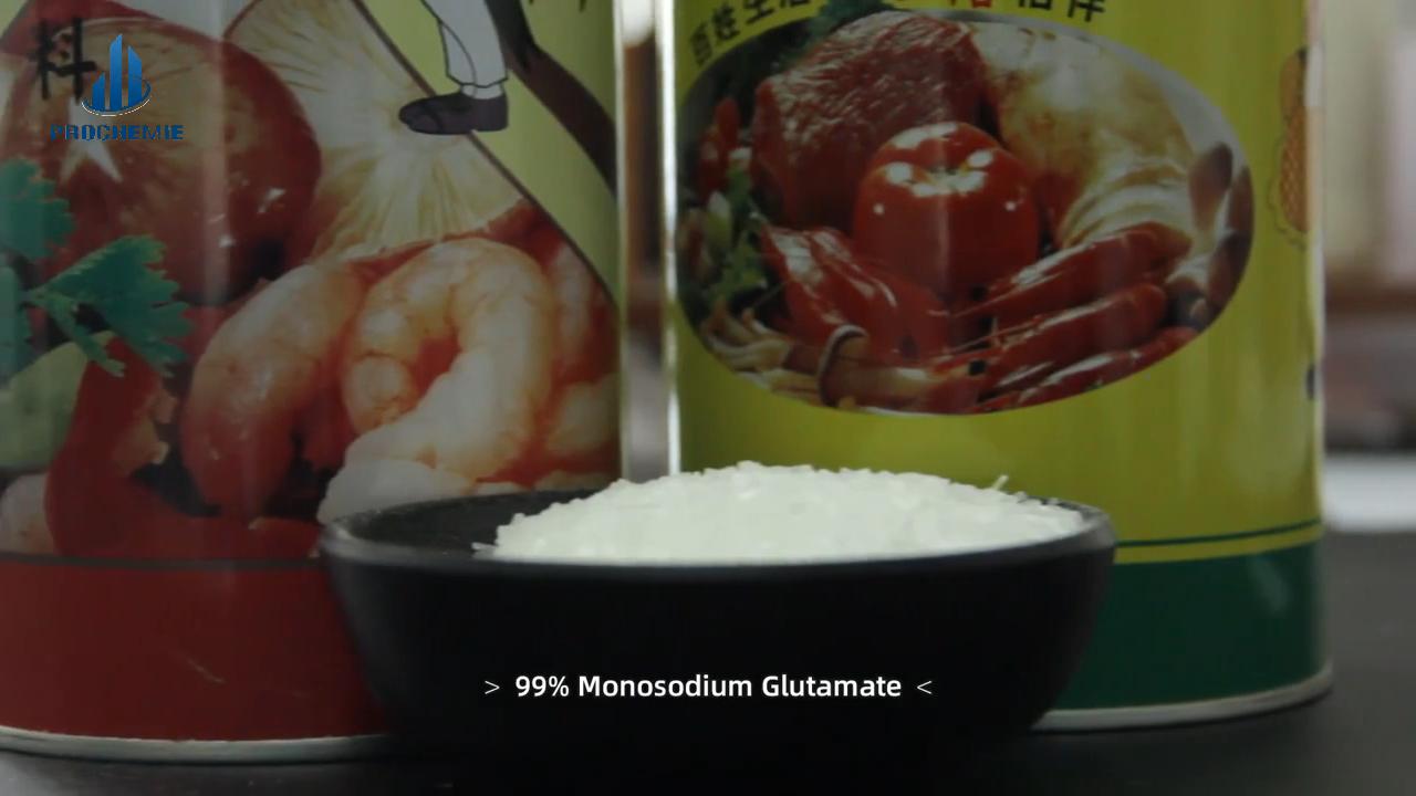 Fufeng glutamato monossódico (msg) 99% 30 malha