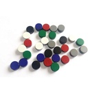 Various Colors Of Epoxy Magnet Colorful Neodymium Magnet Customized Magnet