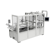 Full automatic horizontal biscuit/chocolate bar cartoning machine