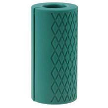 1 шт. ручки для гантели с толстой штангой, ручка для тяжелой атлетики, силиконовая противоскользящая защитная накладка для бодибилдинга(Китай)