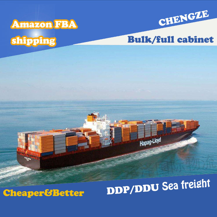 China cost-effective shipment sea <strong>freight</strong> to usa Canada Amazon fba door to door service