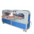 Pneumatic double heating platen customized 6 beds automatic rotating heat press machine