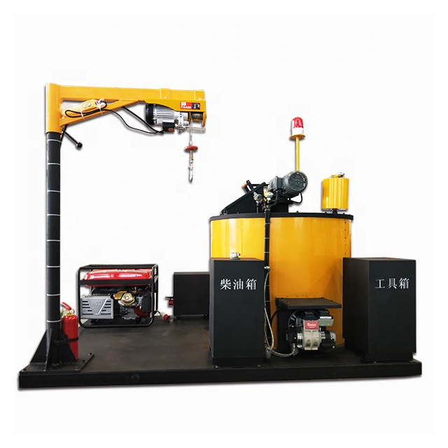 2020 New Asphalt Driveway Surface Crack Filler Road Maintenance Equipment