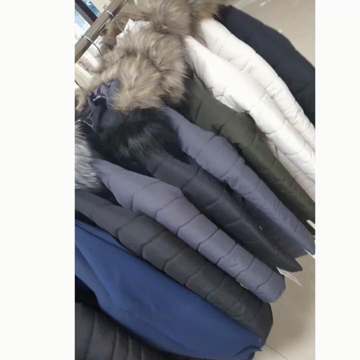 Wholesale Fashion Mens Winter Warm Hooded Men's Jacket Coat