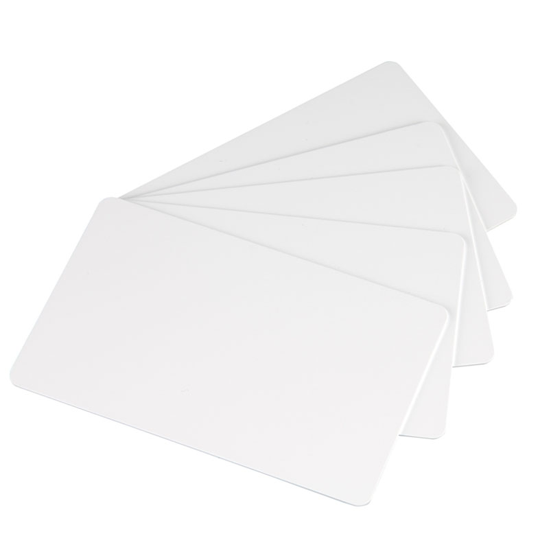 White Printable Waterproof Inkjet Polycarbonate PVC Blank Chip ID <strong>Card</strong> For Student