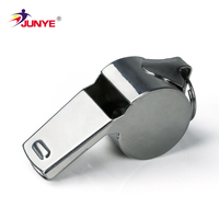 Ningbo Junye Promotion Wholesale Cheap Metal Whistle