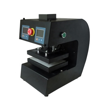 RA-P10 15*20cm small electric Fully automatic rosin heat press machine with Emergency Button