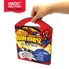 IMEE Marvel Comics Saddle Stitch Book With Stickers And Doodles For Children
