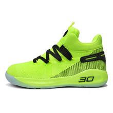 Мужские баскетбольные кроссовки Jordans, дышащая спортивная обувь с высоким берцем, устойчивость амортизации, кроссовки со звездами(Китай)