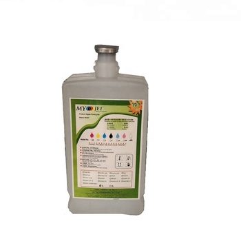 Quality assured newest industrial chemical eco solvent dx5 cleaning solution
