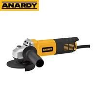 ANARDY high quality 100mm/115mm/125mm 850W portable angle grinder with slim body