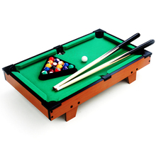 Factory hot koop indoor <span class=keywords><strong>mini</strong></span> snooker pool biljart voor kinderen desktop biljart kids gift tafelblad zwembad ballen sets