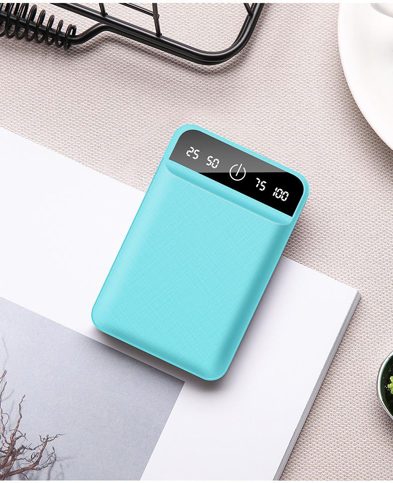 30000 мАч Мобильный Мощность Dual USB Выход Портативный Зарядное устройство мобильный Мощность мини заряжающийся мобильный Мощность путешестви...(Китай)