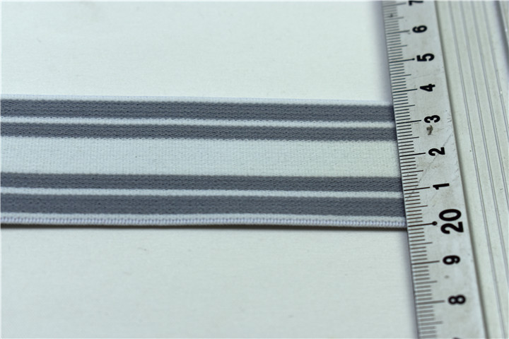 Wholesale knitting narrow grosgrain elastic waistband tape